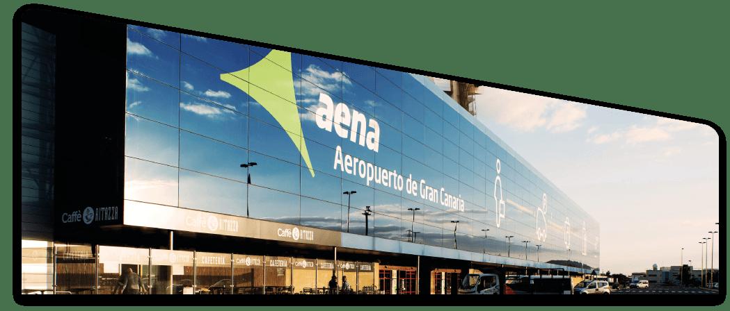 conectividad aeropuerto