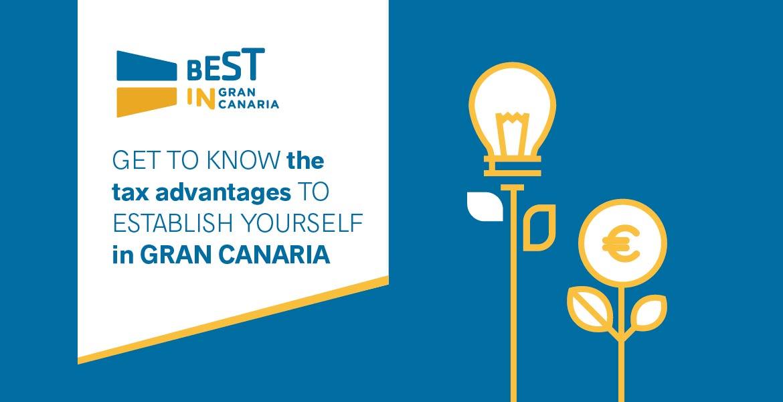 Informe ventajas fiscales en Gran Canaria