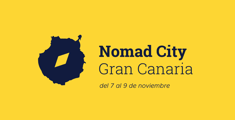 Nomad City Gran Canaria 2019