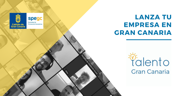 Programa Talento Gran Canaria